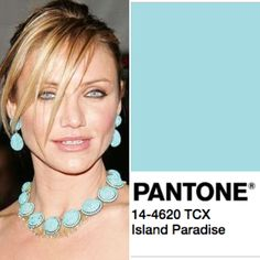 Color Of Life, Color Of The Year, Teal Colors, Warm Colors, Color Box, Light Skin, Spring Colors, Pantone Color, Turquoise Necklace