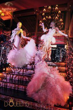 D-Queens at Buddha Bar