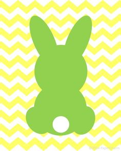 Free Bunny Silhouette Easter Printable Art by PaperCharm Easter Templates, Easter Printables, Happy Easter, Easter Bunny, Easter Eggs, Easter Projects, Easter Crafts, Easter Decor, Spring Crafts