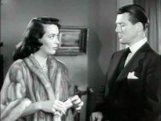 Joan Dixon and Charles McGraw in ROADBLOCK. Directed by Harold Daniels.