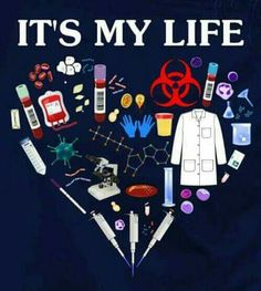 It's My Life Laboratory T-shirt! Lab Humor, Medical Laboratory Scientist, Laboratory Humor, Medizinisches Labor, Medical Lab Technician, Med Lab, Illustration Inspiration, Medical Wallpaper, Biomedical Science
