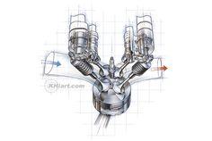 variable valve intake
