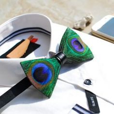 Birds Eye View If you're afraid of being unique and standing out, this isn't the tie for you. All Galaxy Ties are hand crafted and designed to make a statement. Bow ties haven All Galaxies, Formal Tie, Birds Eye View, Box Design, Peacock, Feather, Creations, Bows, How To Make