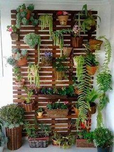 24 ideas para decorar pequeños balcones by karyn