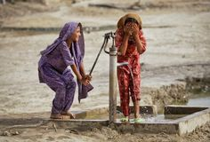 Clean water must be a human right.