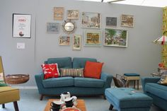 The G Plan Vintage Fifty Three. Magazine Display, Wilderness, Sofas, Upholstery, Gallery Wall, Comfy, How To Plan, Chair, Antiques