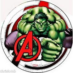 Hulk Birthday, Avengers Birthday, Superhero Birthday Party, Birthday Party Themes, Avenger Cupcakes, Avenger Cake, Superhero Coloring Pages, Hulk Party, Disney Princess Fashion