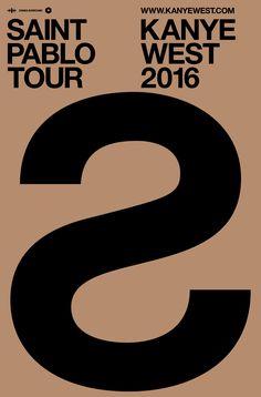 SAINT PABLO TOUR - KANYE WEST