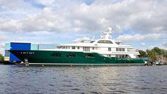 Feadship's Eye-Catching Sea Owl | Boating & Yachting | Robb Report - The Global Luxury Source
