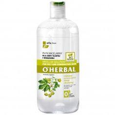 O' Herbal Płyn micelarny dla cery tłustej i mieszanej z ekstraktem z chmielu