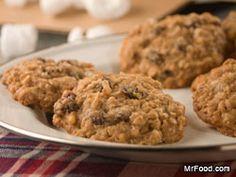 Grandma's Spice Cookies | mrfood.com