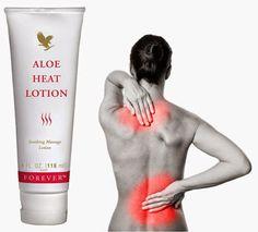 ΦΥΣΗ ΟΜΟΡΦΙΑ & ΥΓΕΙΑ ALOE VERA: Aloe Heat Lotion FOREVER LIVING