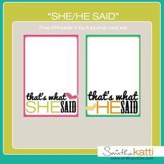 Free Printables by Smitha Katti www.smilingcolors.com