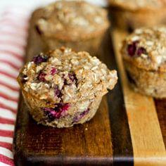 lemon and raspberry wholegrain muffins