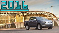 ►2016 Ford Ranger Six Speed Manual & Automatic Diesel First Drive Review