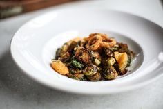 Brussels Sprouts at Josephine.