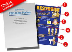 Download Best Practices for PBIS Rule Posters and learn how to make your school's positive behavior program more engaging and effective.