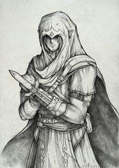 Hyrule Creed (Legend of Zelda x Assassins Creed)
