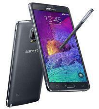 samsung galaxy note 4  32 gb 4g lte black color single sim imported