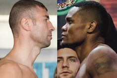 A fight Between Lucian Bute and Eleider Alvarez Announced for February 2017 - AddictFight Boxing, February, Portrait, Couple Photos, Couples, Couple Shots, Couple Pics, Men Portrait, Portrait Illustration