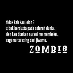 puisi Zombie