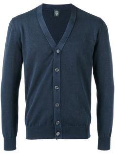 ELEVENTY Neck cardigan. #eleventy #cloth #cardigan