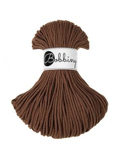 Mokka sznurek pleciony 3mm 100m bobbiny Macrame Projects, Craft Projects, Knit Rug, Macrame Cord, Chunky Yarn, Cotton Rope, Knitting Needles, Mocha, 100m