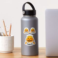 """""""Pumpking of Halloween"""" Sticker by TCMstar 
