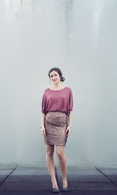 sequin skirt Shop Kempt