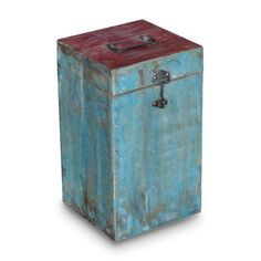 Find it at the Foundary - Darjeeling Storage Box