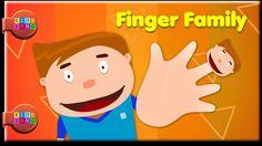 The Finger Family (Daddy Finger) - Original Version