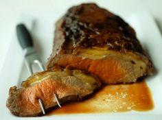 Picanha Assada no Forno perfeita! #churrasco #topsirloincap #picanha #beef #steak #rumpsteak #carne #meat #food #recipe #receita #comida #brasil #brazil #almoco #familia