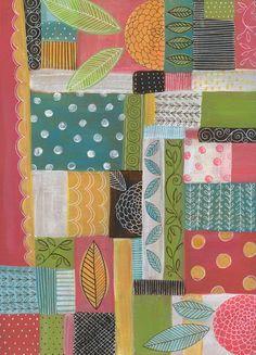 Susan Black -- interesting layout