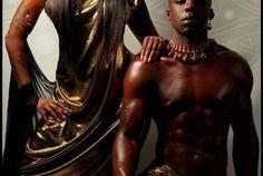 Grandes Reis e Rainhas da África