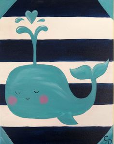 Whale Group Of Friends, Big Little, Kids Events, Painting For Kids, Our Kids, Whale, Parents, Birthday Parties, Kids Rugs