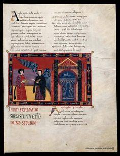 Beato de Liébana. Beato de Liébana , Santo — Manuscrito — 1047 156
