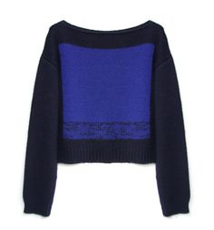wool and the gang™ — knitwear - ALYESKA SWEATER