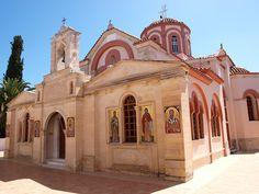 MONI KALIVIANIS, Crete