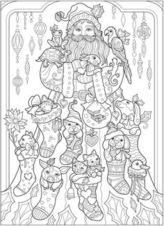 Pin By Heidi Anderson Hower On Printables Christmas Coloring Pages