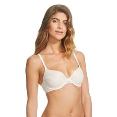 Timpa Duet Lace Daisies Demi Bra By Lula Lu 28 00 The