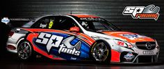 SP Tools Racing 2013 V8 Supercars