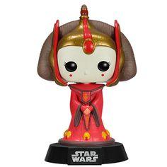 """Padmé Amidala est l'un des personnages principaux de la trilogie """"prequel"""" de Star Wars (Episodes 1, 2 et 3). Padmé est la reine élue de Naboo et devient sénatrice au sénat galactique où..."""