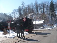 ..die Weißeritzbahn kommt...