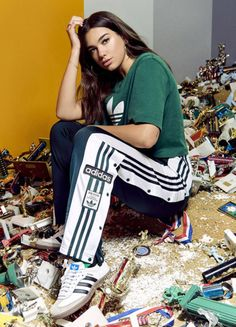 "Adidas Taps Adrianne Ho & Dua Lipa For ""Original Is Never Finished"" Campaign"