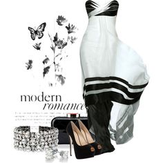 """Modern Romance"" by deborah-simmons on Polyvore"