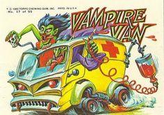 Vampire Van