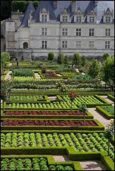 Chateau Villandry, Centre, France
