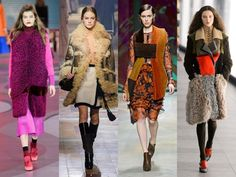 Fluff Love - AW15 Fashion Trend Report: The Best Women's Fashion Trends For Autumn Winter 2015 | Marie Claire