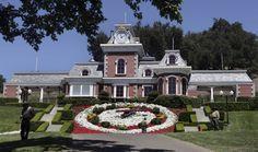 Imagen del rancho de Michael Jackson, Neverland, en 2009.