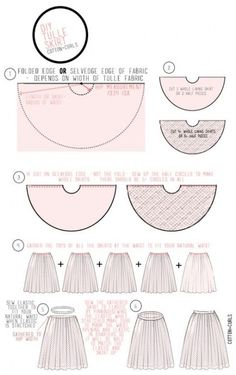 pinner writes VERY simple tulle skirt tutorial, would be cute for a slip under a. - pinner writes VERY simple tulle skirt tutorial, would be cute for a slip under a too short skirt as well. Diy Tulle Skirt, Tulle Skirt Tutorial, Diy Dress, Dress Skirt, Tulle Dress, Tulle Tutu, Girls Tulle Skirt, Skirt Outfits, Long Tulle Skirts
